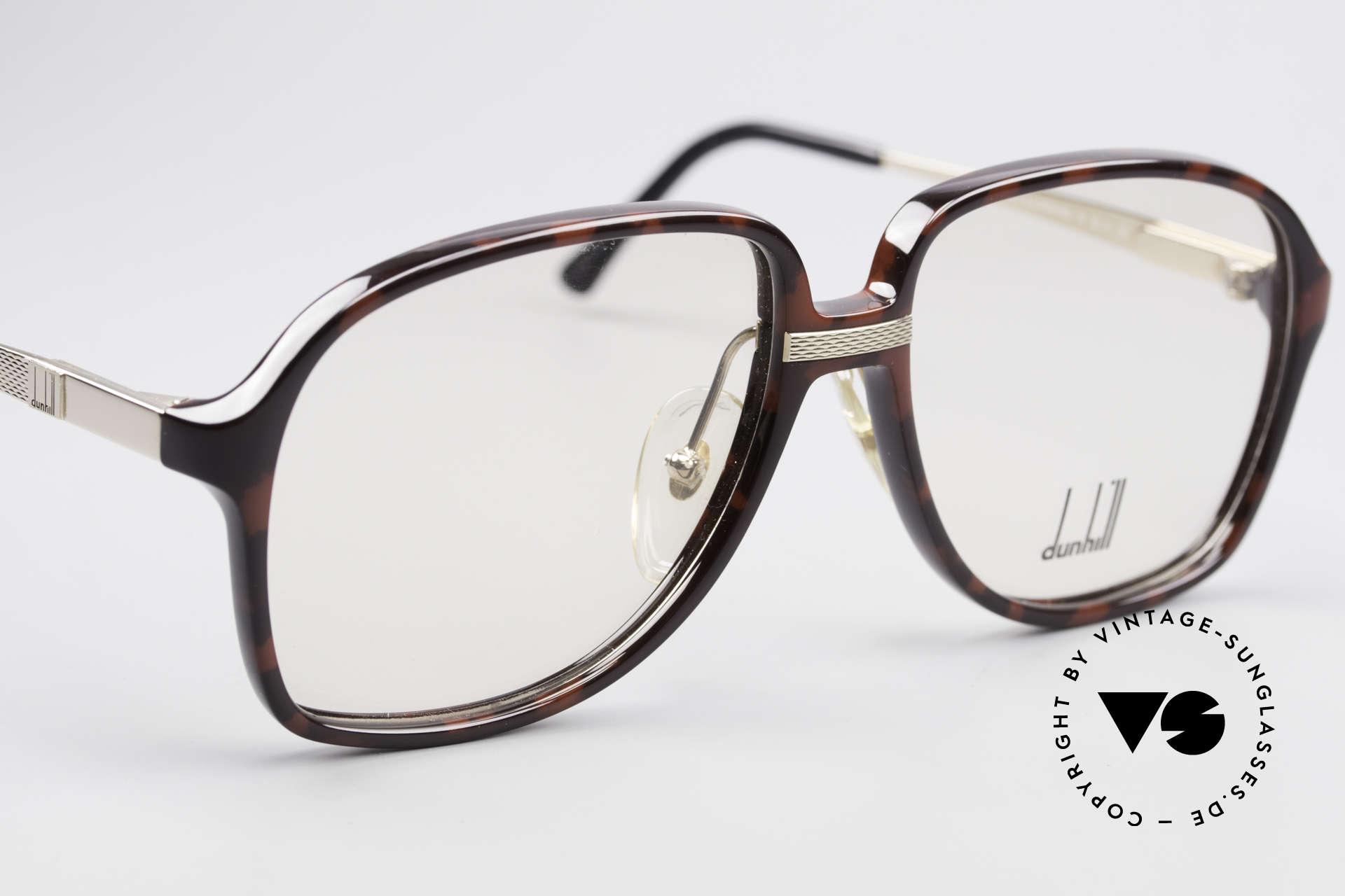 Dunhill 6053 80's Vintage Eyeglasses Men, never worn (like all our vintage Dunhill eyeglasses), Made for Men