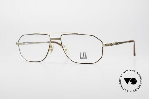 Dunhill 6150 Classic 90's Eyeglasses Men Details