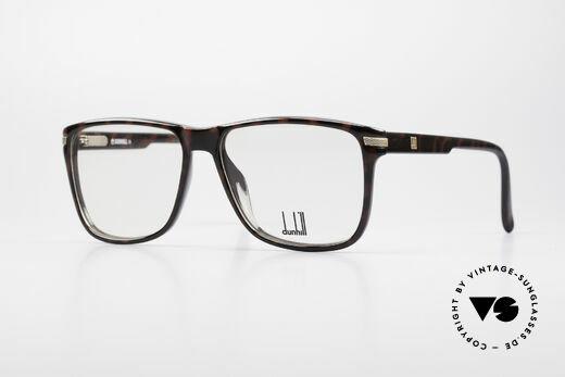 Dunhill 6055 Johnny Depp Nerd Style Frame Details