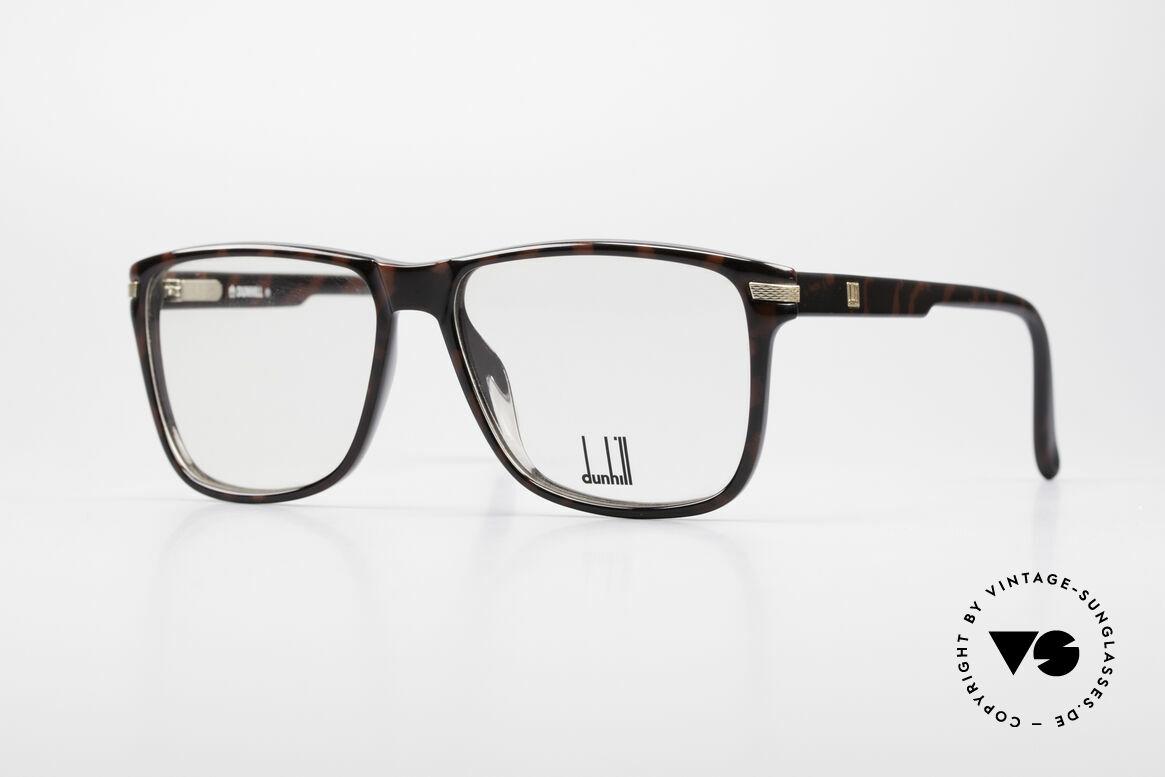 Dunhill 6055 Johnny Depp Nerd Style Frame, timeless, cool Dunhill eyeglass-frame from 1988, Made for Men