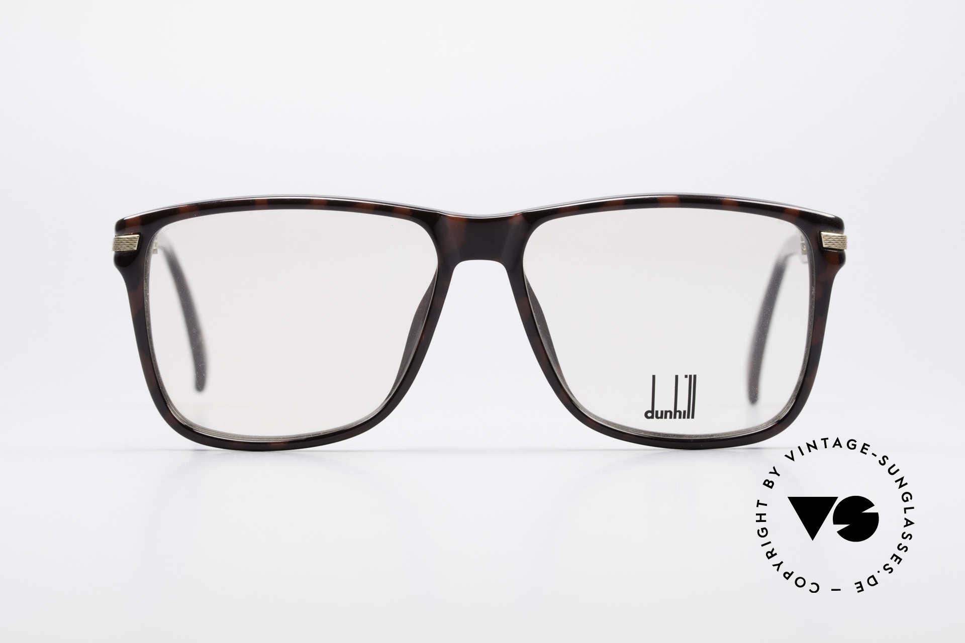Dunhill 6055 Johnny Depp Nerd Style Frame, amazing design & frame coloring - sophisticated, Made for Men