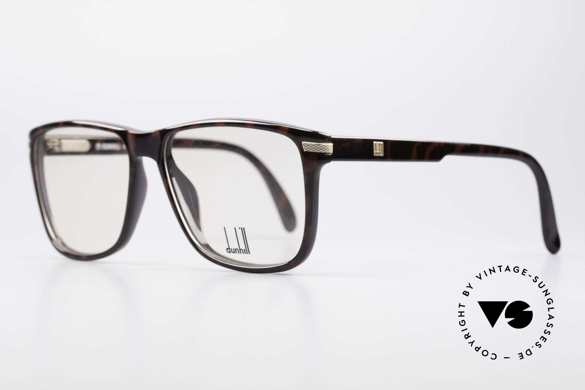 Dunhill 6055 Johnny Depp Nerd Style Frame, finest materials; frame made by Optyl (Germany), Made for Men
