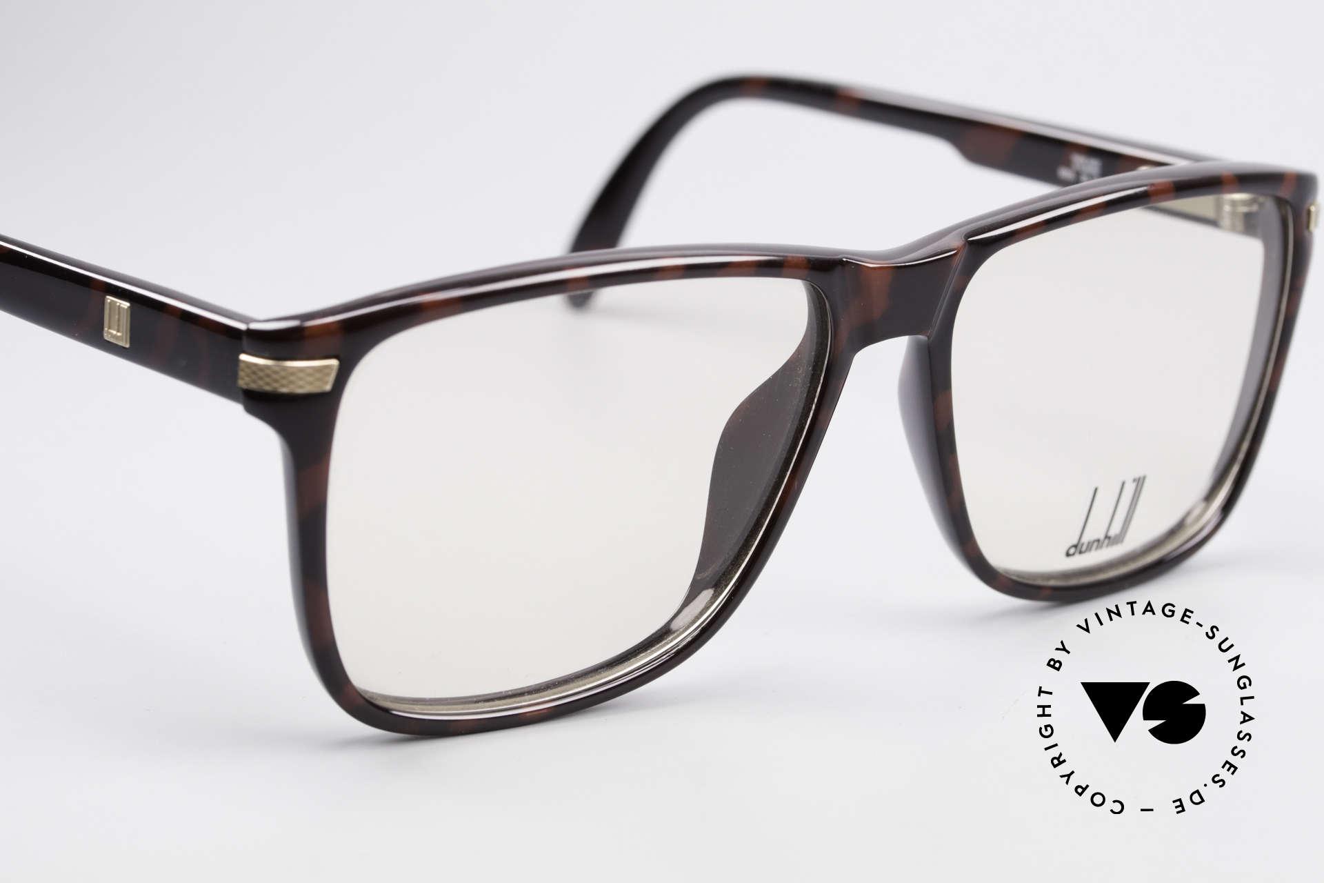 Dunhill 6055 Johnny Depp Nerd Style Frame, NO RETRO eyewear, but an ORIGINAL old rarity, Made for Men