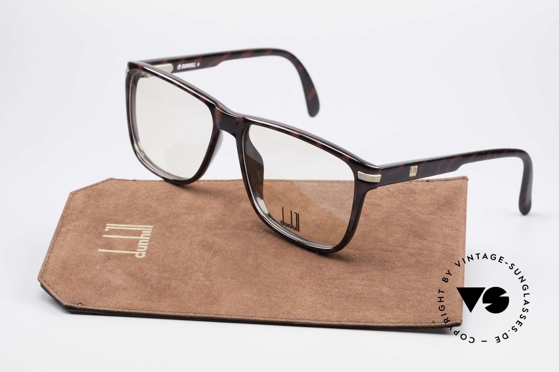 Dunhill 6055 Johnny Depp Nerd Style Frame, Johnny Depp frame or 'nerd glasses'; these days, Made for Men