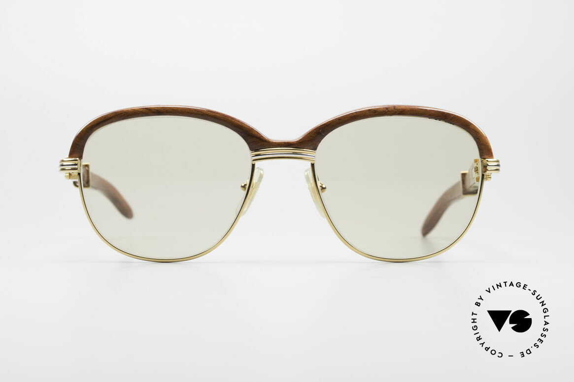 Cartier Malmaison Floyd Mayweather Sunglasses