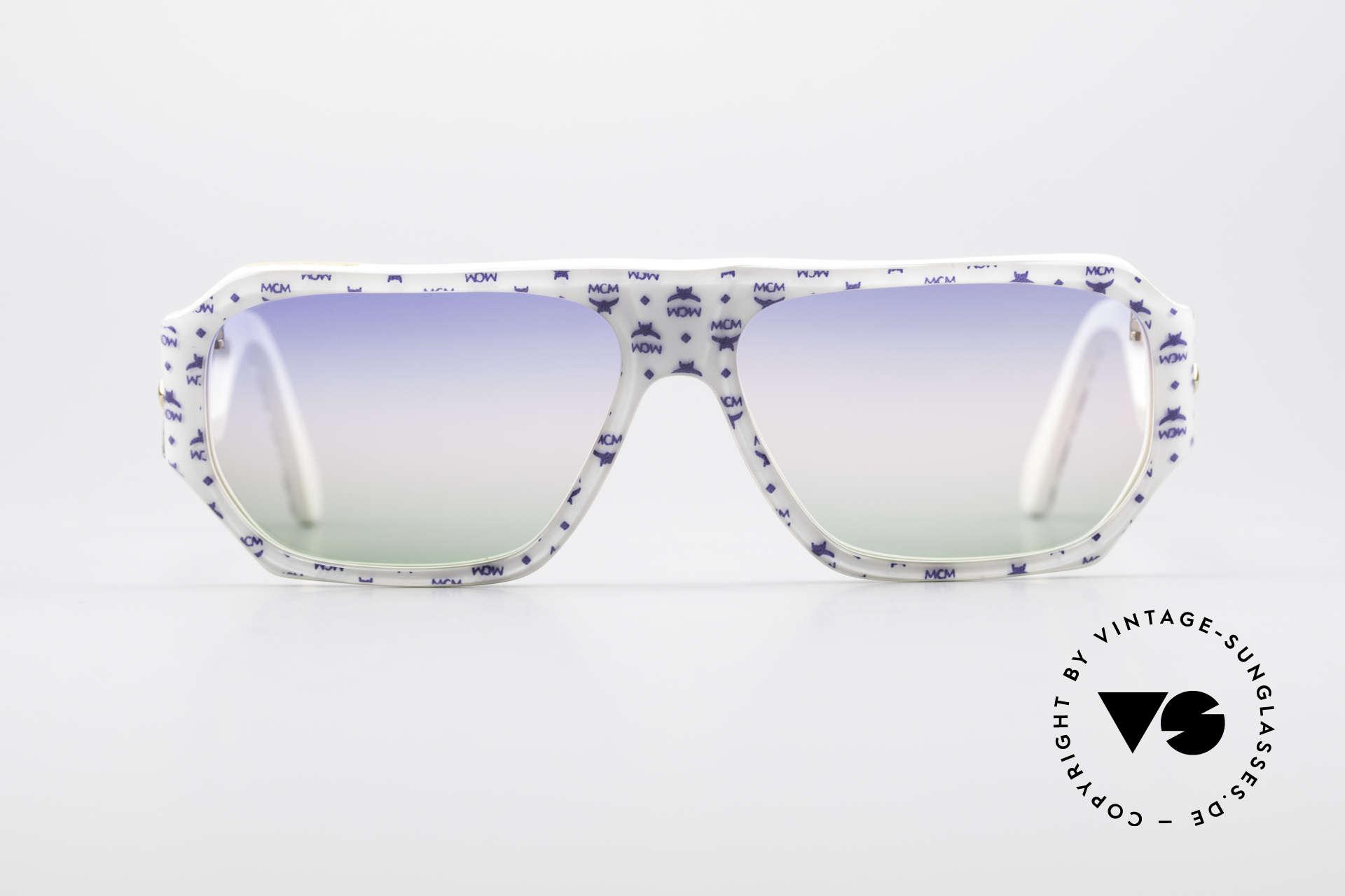 MCM München A2 Rare 80's Designer Sunglasses, rare MCM sunglasses by Michael Cromer (M.C.), Made for Men and Women