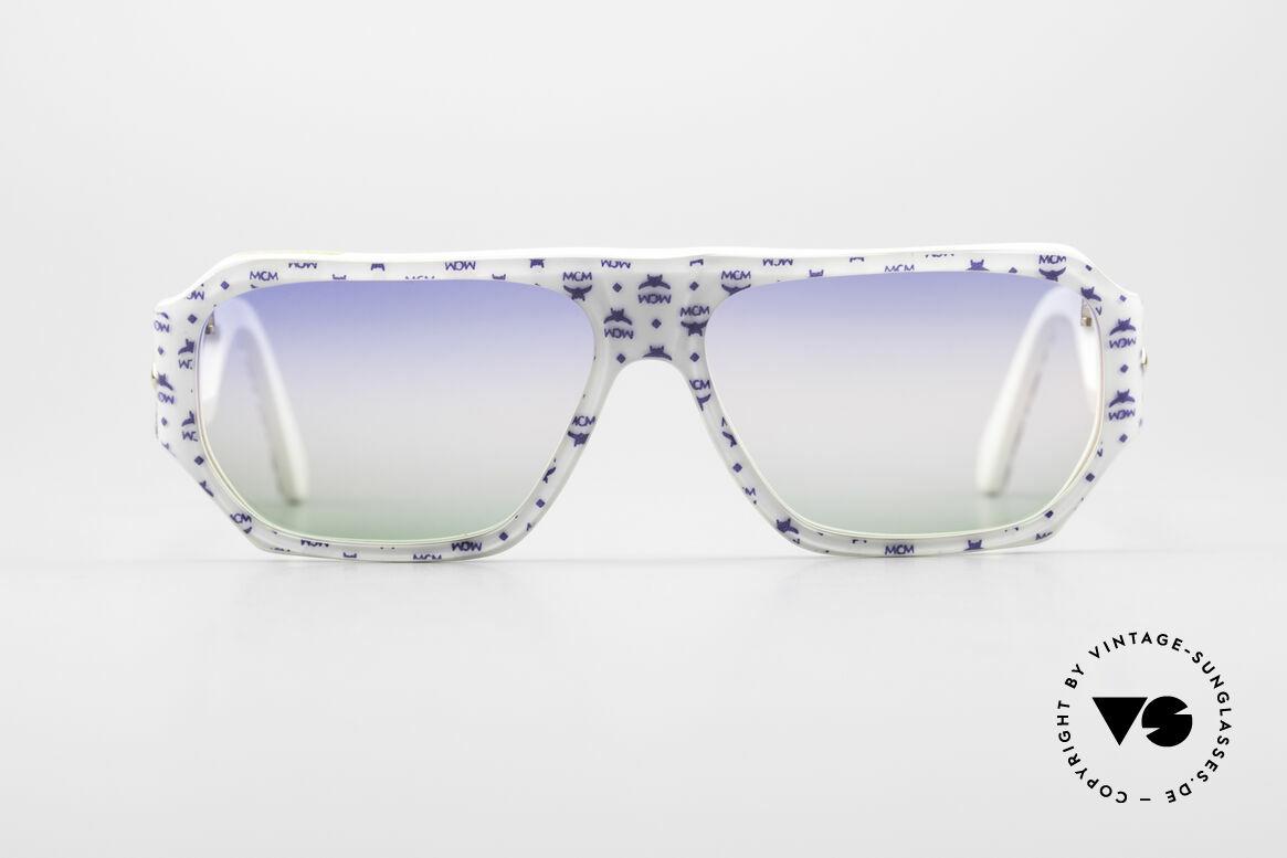 MCM München A2 Rare 80's Designer Sunglasses