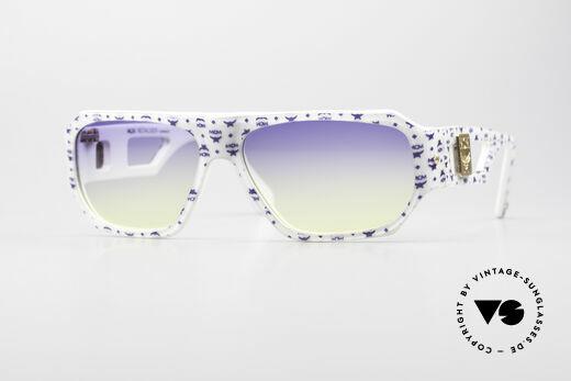 MCM München A2 Rare Designer Sunglasses 80s Details