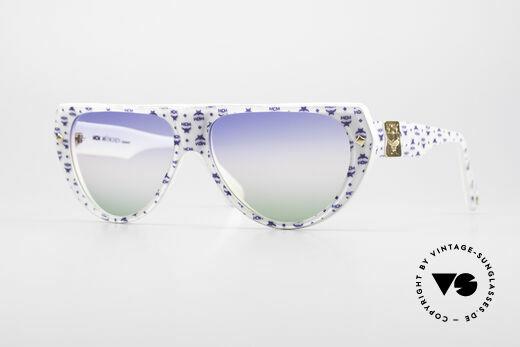 MCM München A1 Hip Hop Designer Sunglasses Details