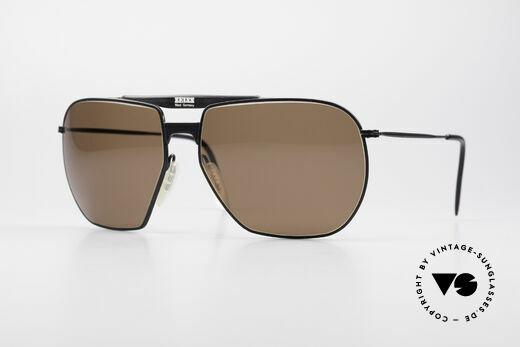 Zeiss 9911 XL Vintage Sunglasses Men Details