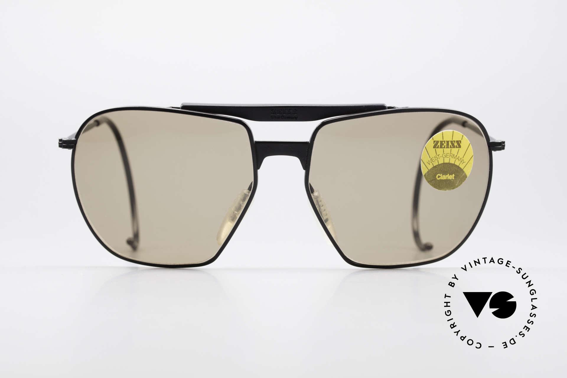 Zeiss 9911 Sport Vintage Sunglasses 80's, perfect gentlemen´s shades, highest wearing-comfort, Made for Men