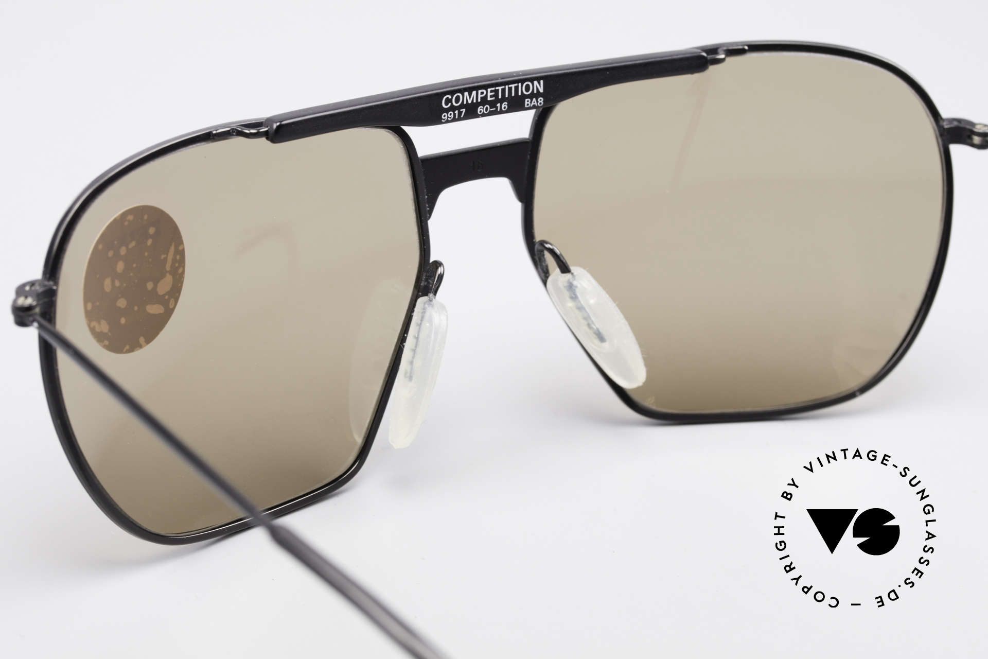 Zeiss 9911 Sport Vintage Sunglasses 80's, NO RETRO shades; but an old original from the 1980's, Made for Men