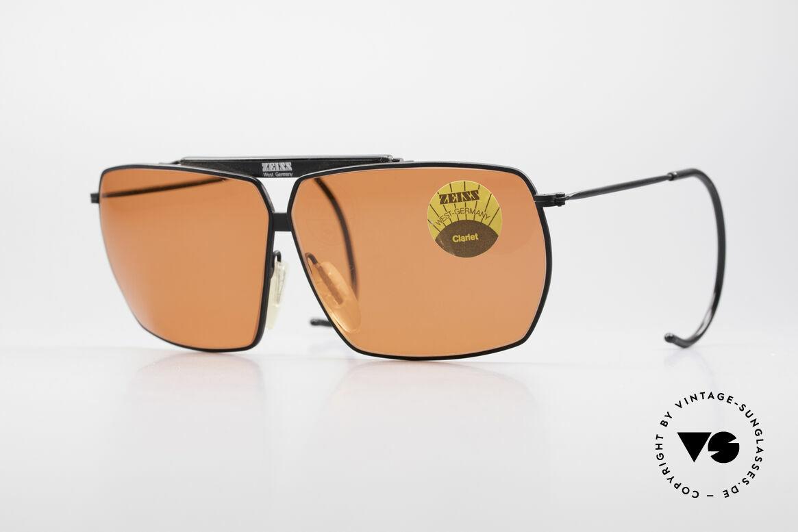 Zeiss 9909 XL Vintage Sunglasses Sport