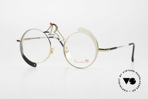 Casanova SC5 Simbolismo Evolution Glasses Details