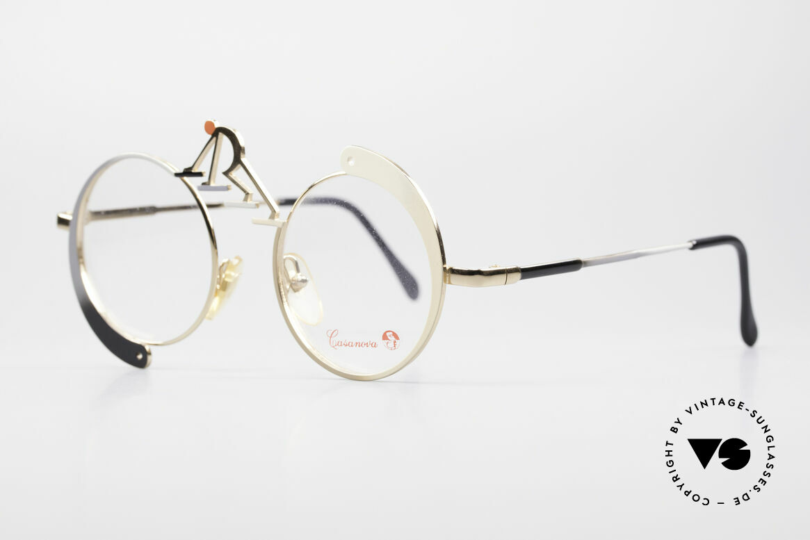 Casanova SC5 Simbolismo Evolution Glasses, the fundamental characteristic of 'Symbolist Art' is to, Made for Men and Women