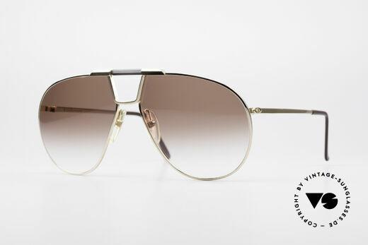 Christian Dior 2151 Monsieur Sunglasses Large Details