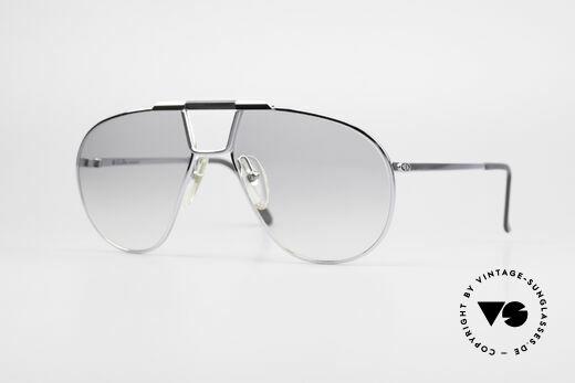 Christian Dior 2151 Monsieur Sunglasses Medium Details