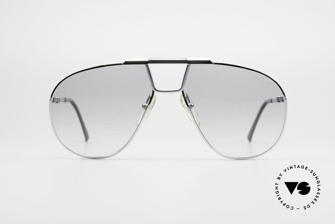 Christian Dior 2151 Monsieur Sunglasses Medium, sophisticated 80's pilots sunglasses; size 59°16, Made for Men