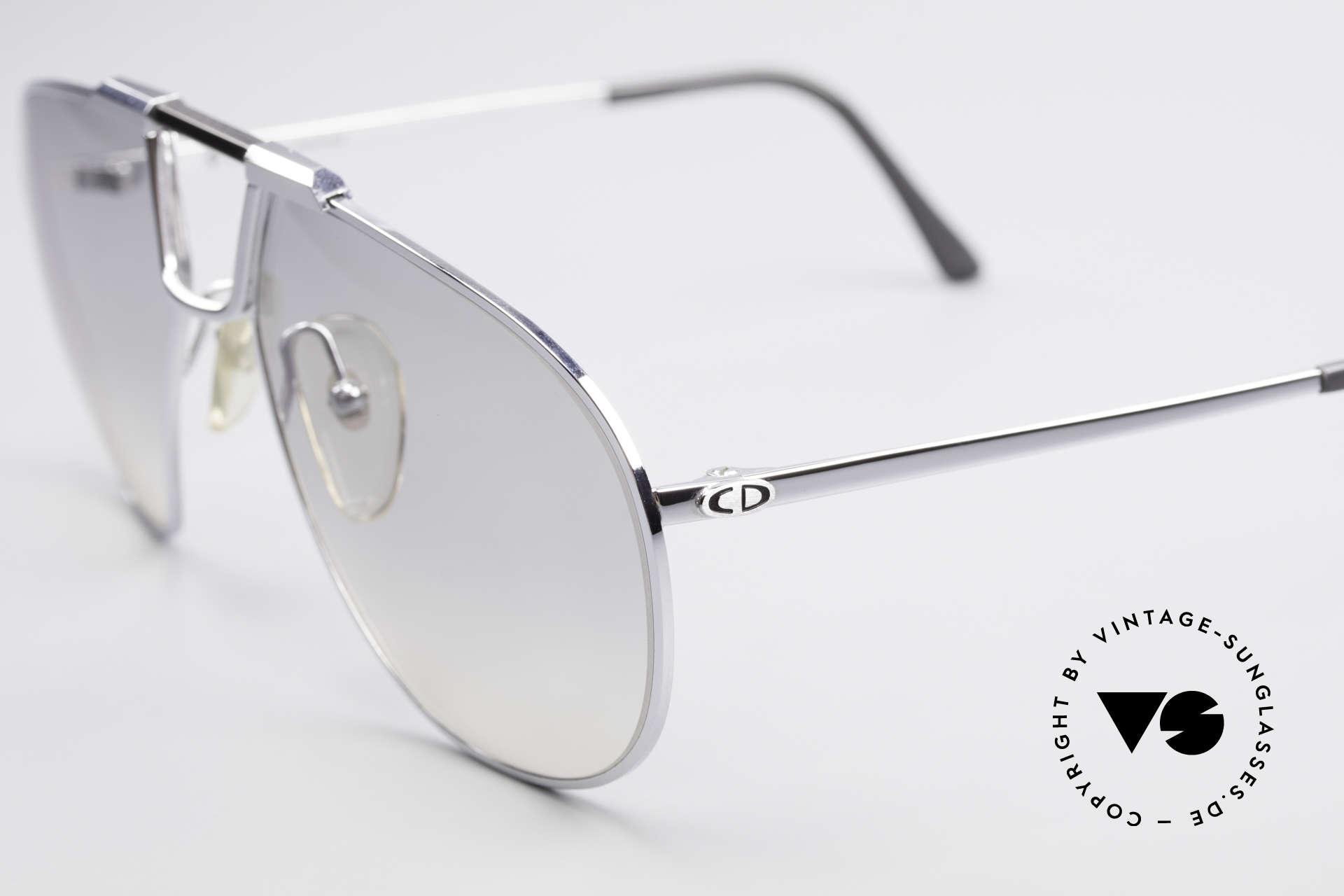 Christian Dior 2151 Monsieur Sunglasses Medium, MEDIUM size (132mm width) & original CD case, Made for Men