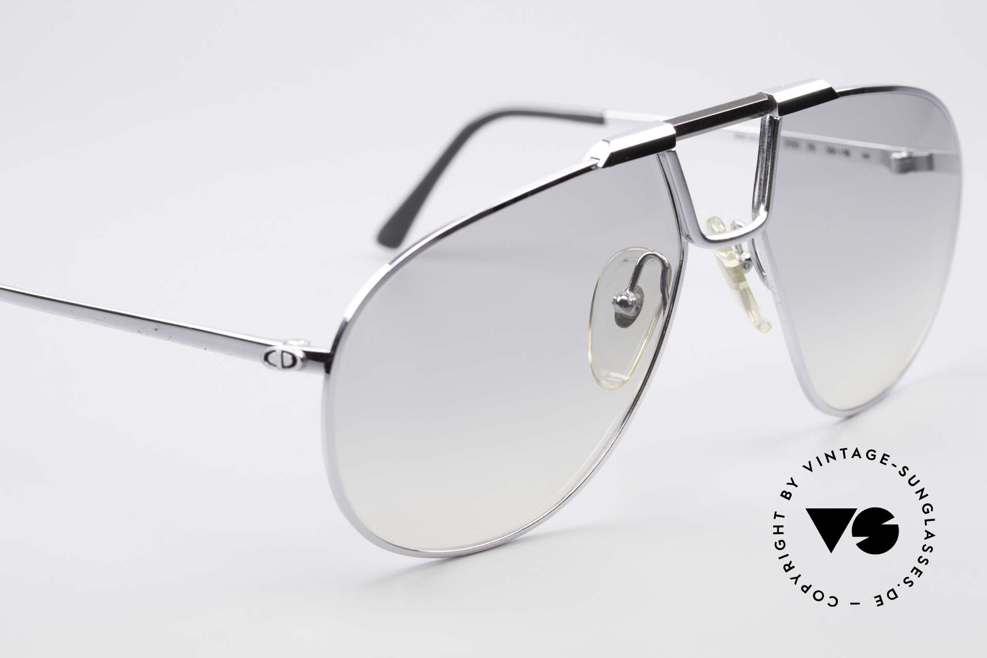 Christian Dior 2151 Monsieur Sunglasses Medium, unworn rarity - NEW OLD STOCK - true vintage!, Made for Men