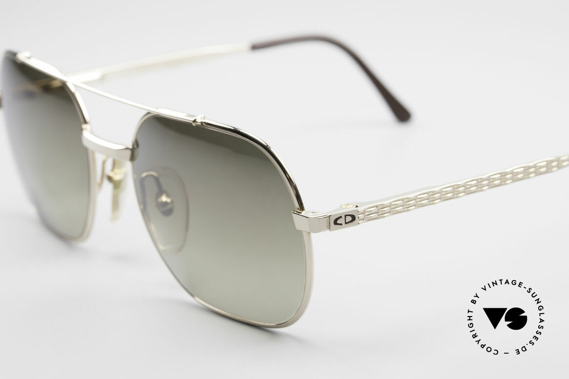 Christian Dior 2357 Legendary Monsieur Series, exquisite fit, thanks to spring hinges; 1st class comfort, Made for Men