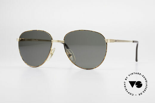 Christian Dior 2754 Round Panto Vintage Shades Details