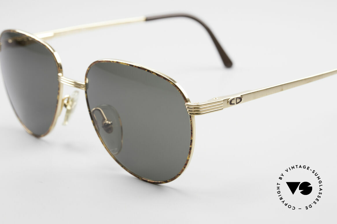Christian Dior 2754 Round Panto Vintage Shades, never worn, NOS (like all our rare 90's sunglasses), Made for Men and Women