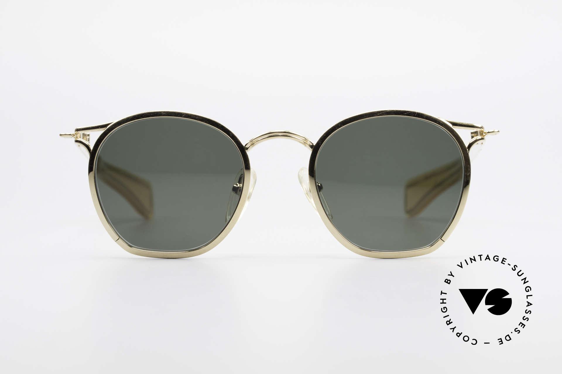 35b6d7e843589 Sunglasses Jean Paul Gaultier 56-0175 Designer Panto Sunglasses ...