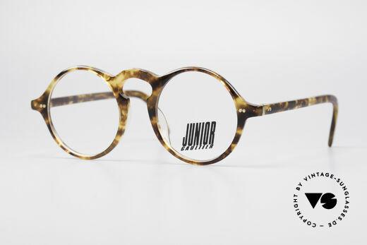Jean Paul Gaultier 57-0072 Round Vintage Designer Frame Details