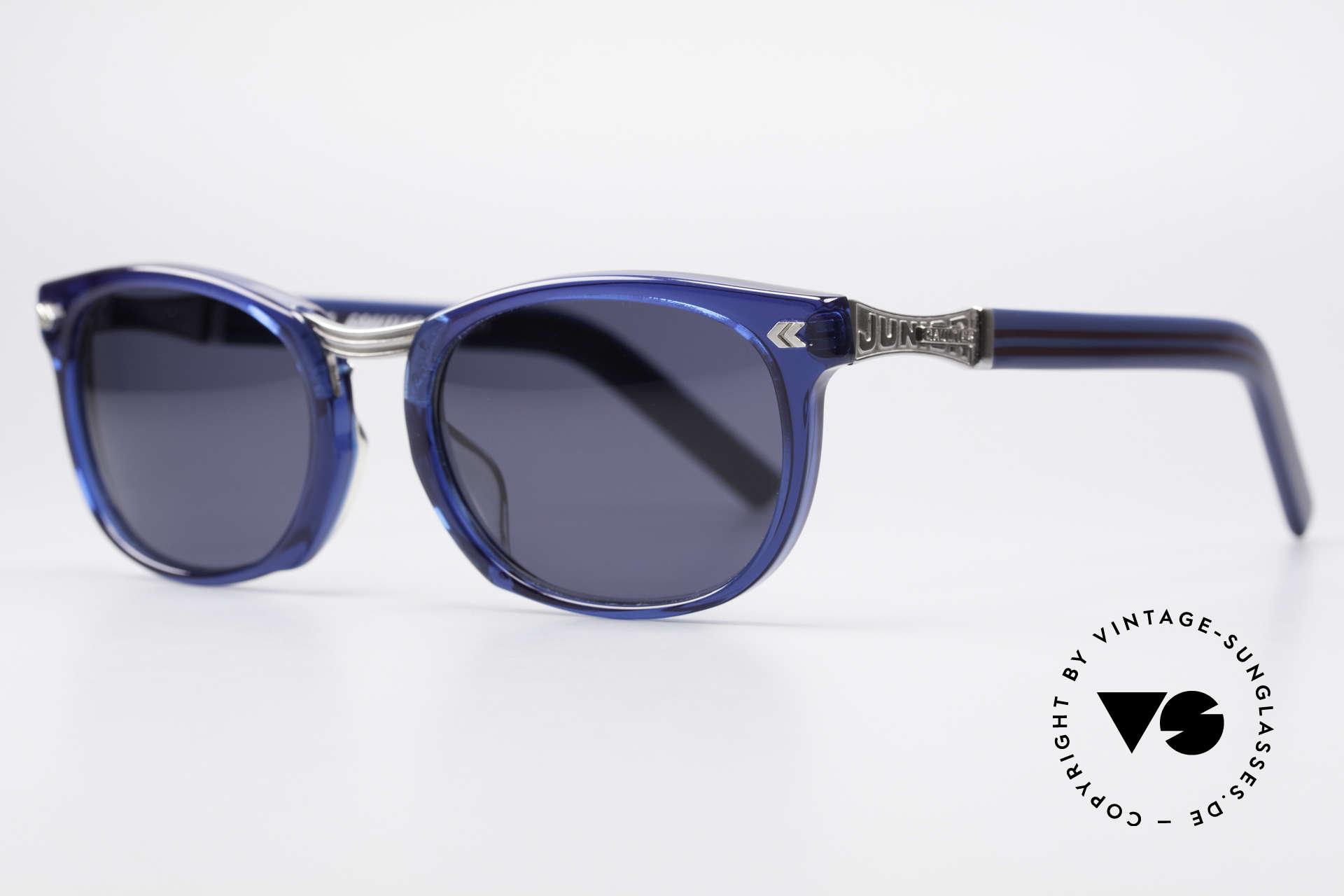 "Jean Paul Gaultier 58-1271 Junior Gaultier Sunglasses, striking design = typically ""JUNIOR GAULTIER"" series, Made for Men and Women"