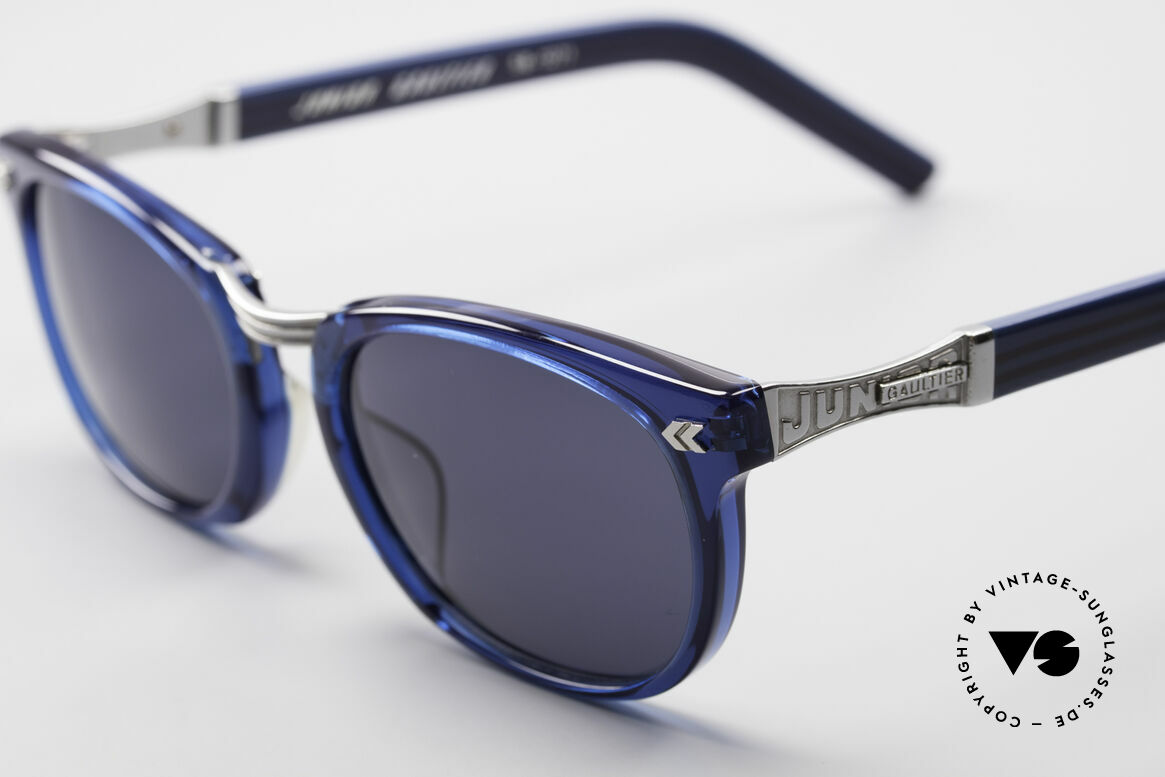 Jean Paul Gaultier 58-1271 Junior Gaultier Sunglasses, extraordinary color combination (something different), Made for Men and Women