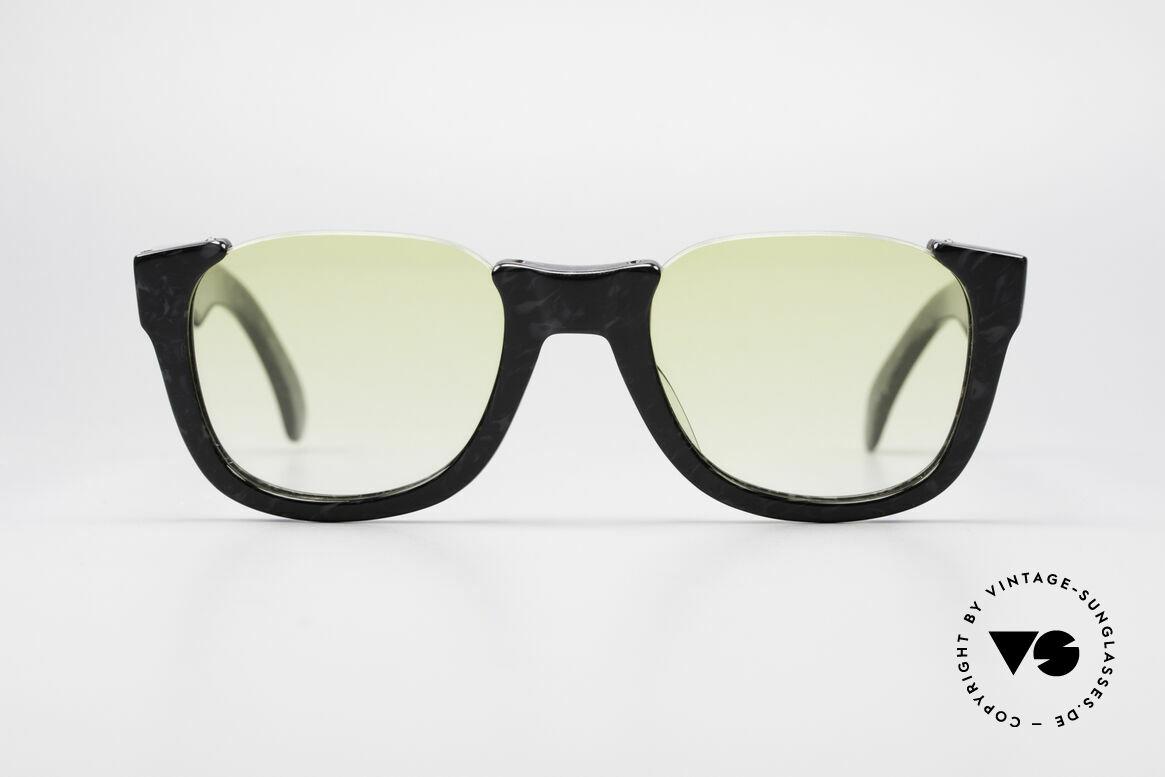 Jean Paul Gaultier 56-7062 Designer Reading Sunglasses, vintage designer sunglasses by Jean P. Gaultier, Made for Men and Women