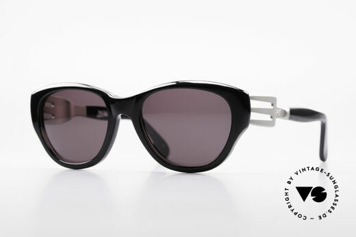 Jean Paul Gaultier 56-3271 Designer Fork Sunglasses Details