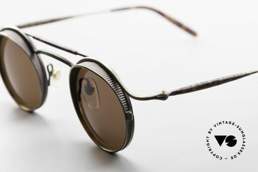 Matsuda 2903 Steampunk 90's Sunglasses