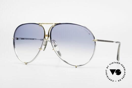a6415d50d82 Sunglasses Porsche 5628 Rare 80 s Folding Sunglasses