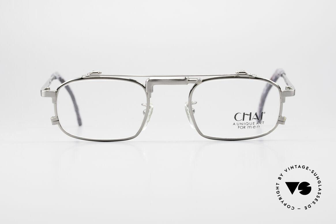 Chai No4 Square Industrial Vintage Eyeglasses