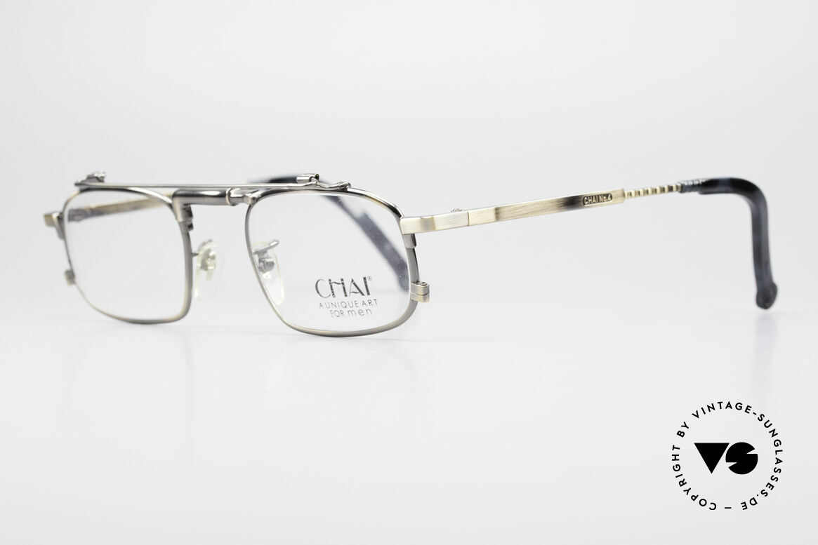 Chai No4 Square Unique Art For Men Glasses, thus, opticans often called this model 'tap glasses', Made for Men and Women