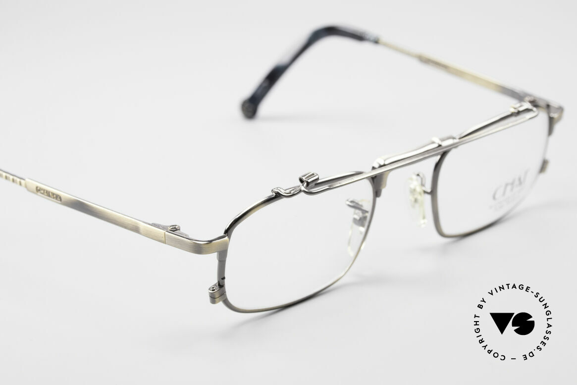 Chai No4 Square Unique Art For Men Glasses, high-end quality (built to last) & industrial style!, Made for Men and Women