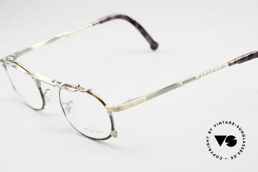 Chai No4 Oval Industrial Vintage Eyeglasses