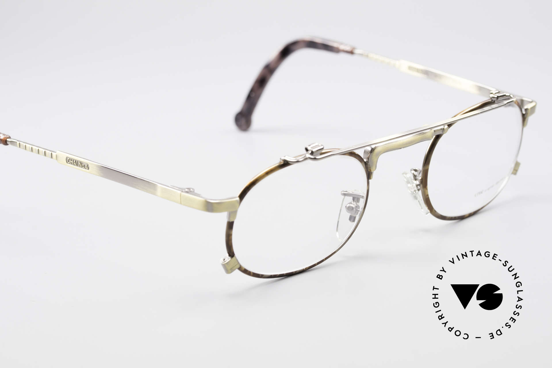 Chai No4 Oval Industrial Vintage Eyeglasses, high-end quality (built to last) & industrial style!, Made for Men and Women