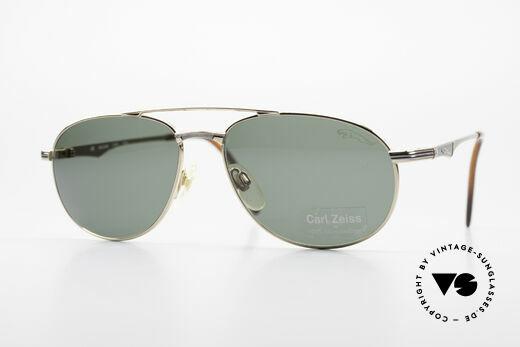 Jaguar 3709 Rare Vintage Sunglasses 90's Details