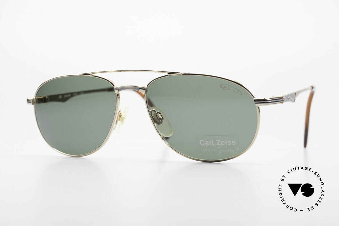 Jaguar 3709 Rare Vintage Sunglasses 90's, rare vintage Jaguar sunglasses from the early 1990s, Made for Men