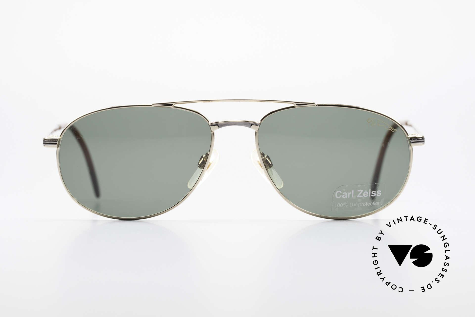 """Jaguar 3709 Rare Vintage Sunglasses 90's, striking, masculine & """"old british"""" - gentlemanlike, Made for Men"""