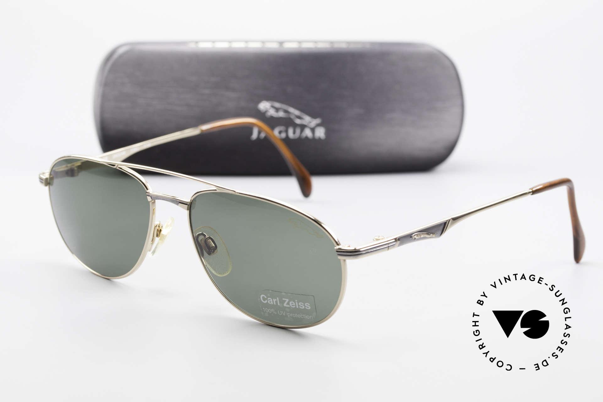 Jaguar 3709 Rare Vintage Sunglasses 90's, Size: large, Made for Men