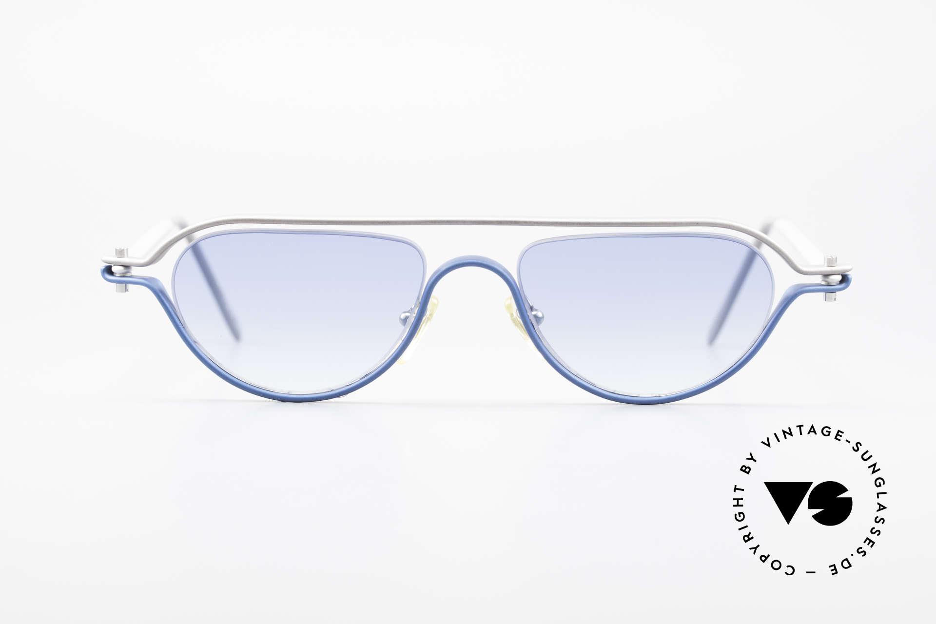 ProDesign No9 The Hunt For Red October, true vintage aluminium frame - Gail Spence Design, Made for Men and Women