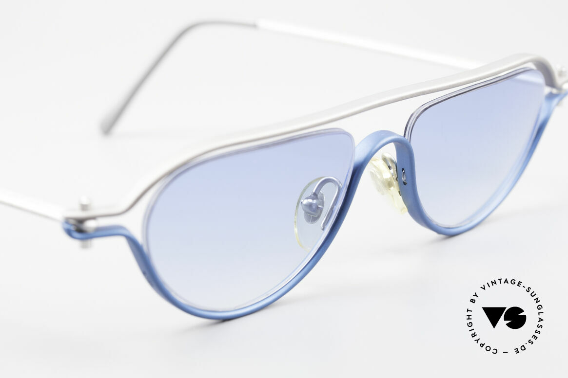 ProDesign No9 The Hunt For Red October, ultra RARE designer sunglasses from the mid 1990's, Made for Men and Women