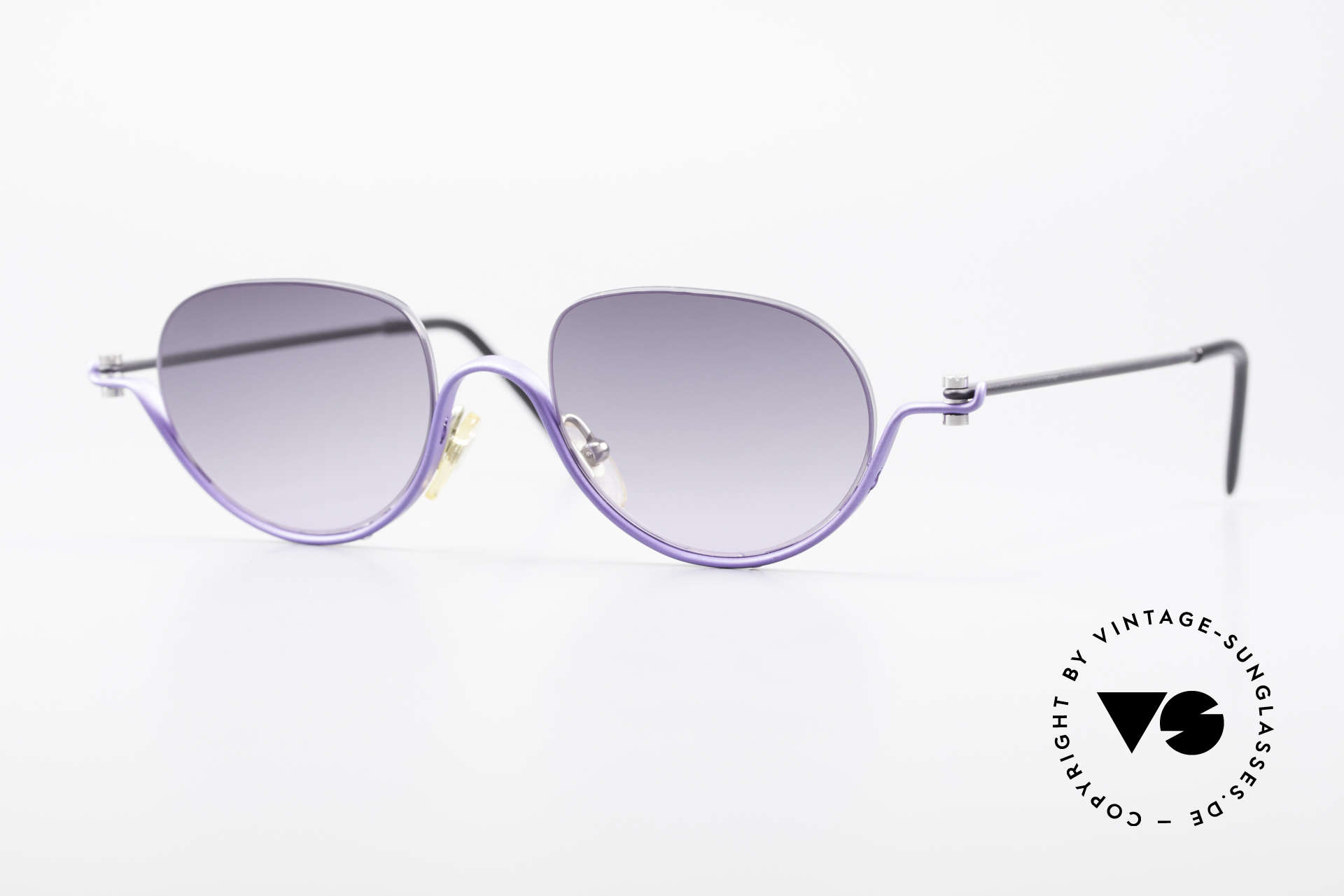 ProDesign No8 Gail Spence Design Sunglasses, Pro Design N°EIGHT - Optic Studio Denmark Shades, Made for Women