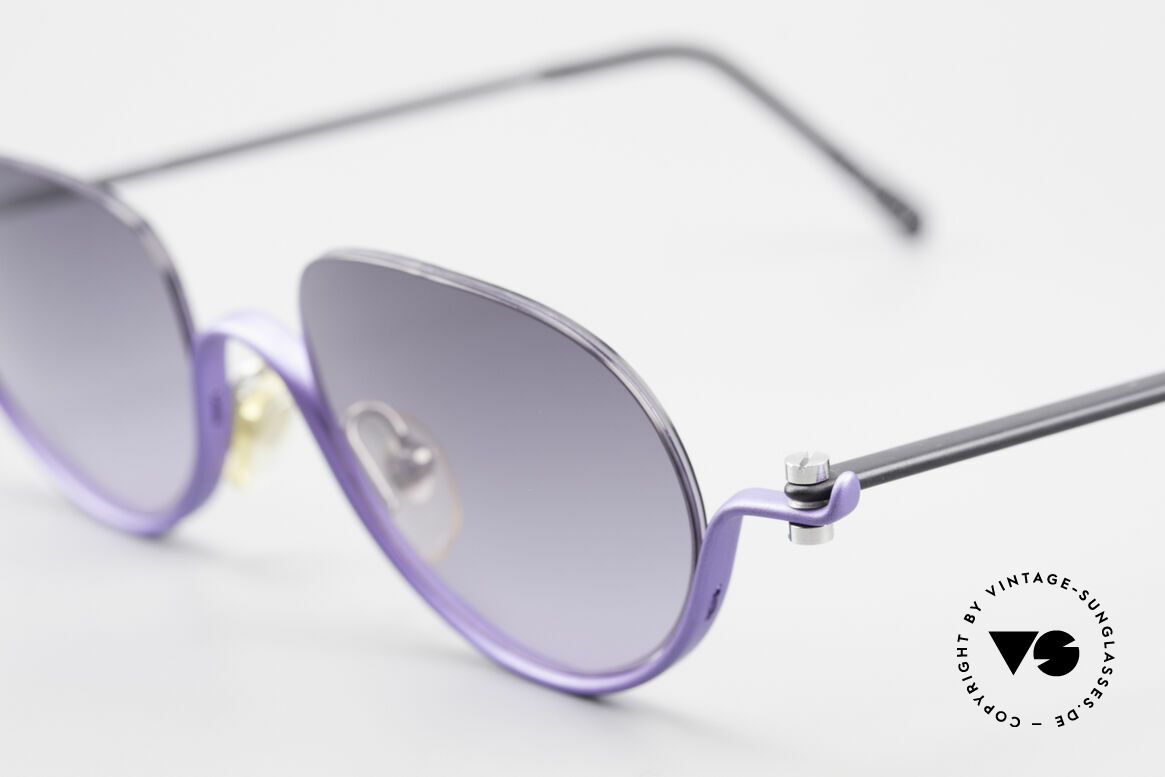 ProDesign No8 Gail Spence Design Sunglasses, N°ONE worn in the movie 'The Hunt For Red October', Made for Women