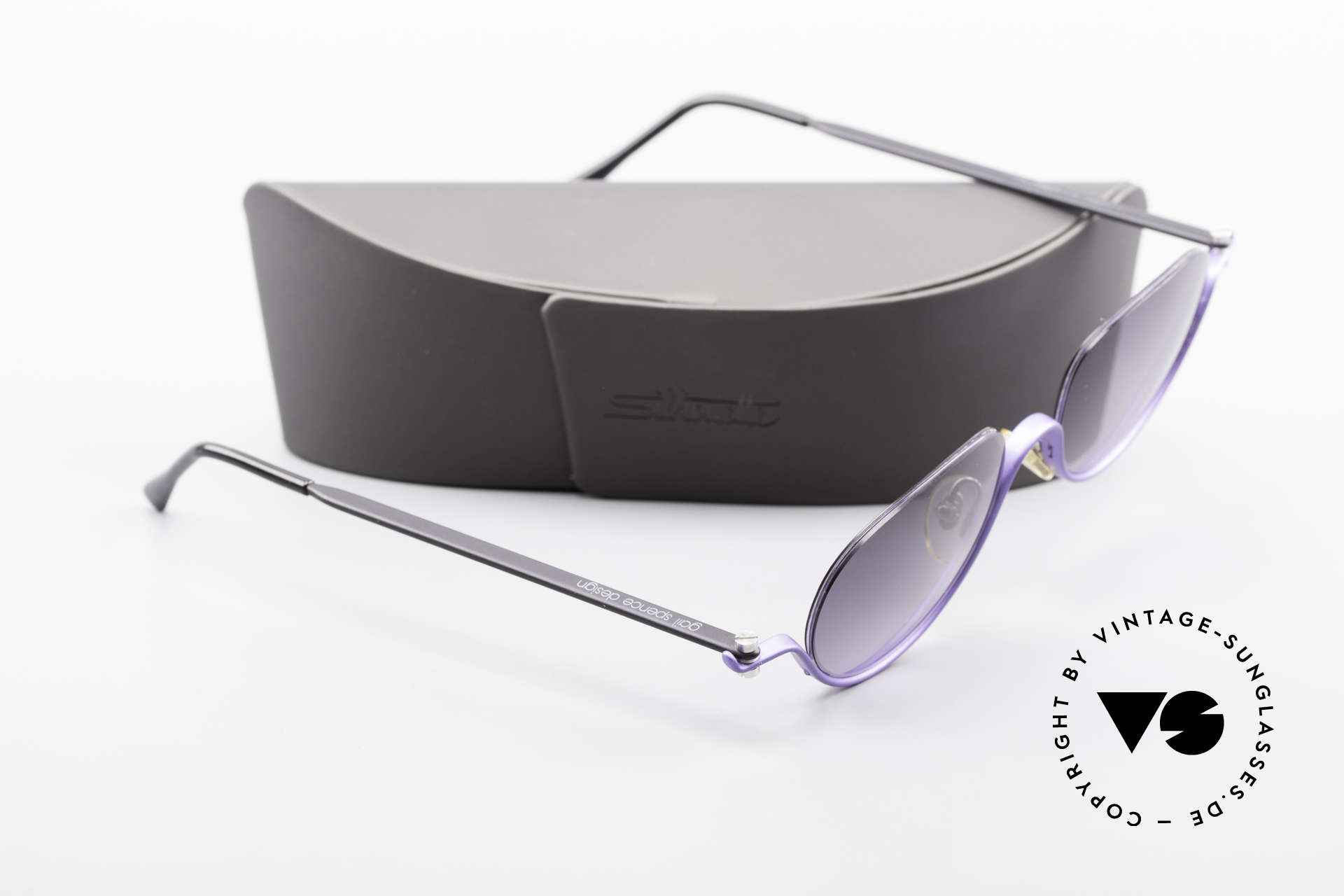 ProDesign No8 Gail Spence Design Sunglasses, unworn single item (like all our famous movie frames), Made for Women