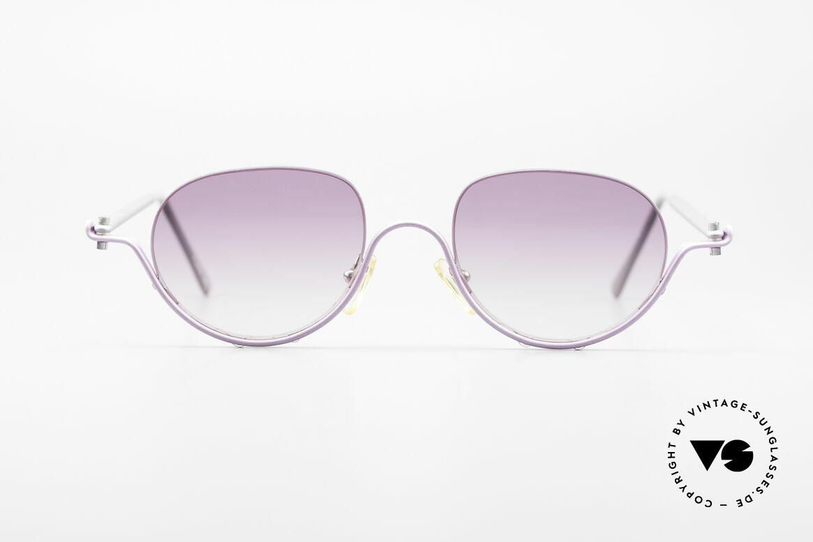 ProDesign No8 Gail Spence Design Shades, true vintage aluminium frame - Gail Spence Design, Made for Women